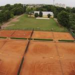 Tennisanlage der FTG Frankfurt