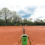 Tennisanlage der FTG